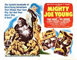 Mighty Joe Young - 11 x 14 Movie Poster - Style B