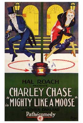 Mighty Like A Moose - 27 x 40 Movie Poster - Style A
