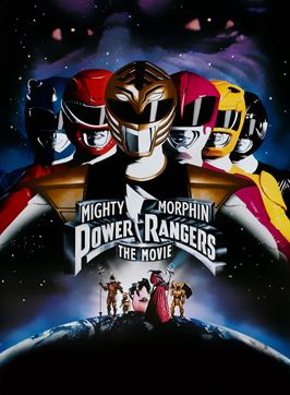 Mighty Morphin: Power Rangers Reboot