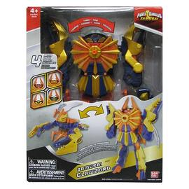 Mighty Morphin Power Rangers: The Movie - Samurai Deluxe Clawzord Figure