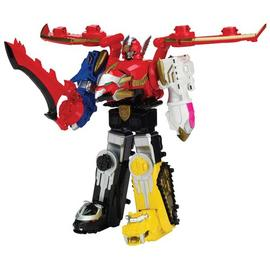 Mighty Morphin Power Rangers: The Movie - Megaforce Deluxe Gosei Great Megazord Figure
