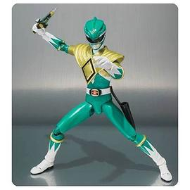 Mighty Morphin Power Rangers: The Movie - Mighty Morphin Green Ranger Action Figure