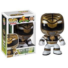 Mighty Morphin Power Rangers: The Movie - Mighty Morphin White Ranger Pop! Vinyl Figure