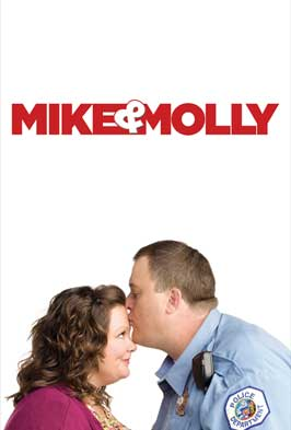 Mike & Molly - 11 x 17 Movie Poster - Style A