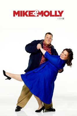 Mike & Molly - 11 x 17 Movie Poster - Style B