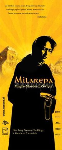 Milarepa - 14 x 36 Movie Poster - Polish Style A