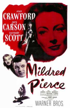 Mildred Pierce - 11 x 17 Movie Poster - Style A