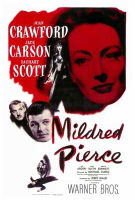 Mildred Pierce - 27 x 40 Movie Poster - Style A