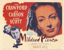 Mildred Pierce - 11 x 14 Movie Poster - Style A