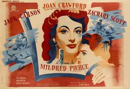 Mildred Pierce - 11 x 17 Movie Poster - French Style E