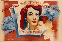 Mildred Pierce - 27 x 40 Movie Poster - French Style E