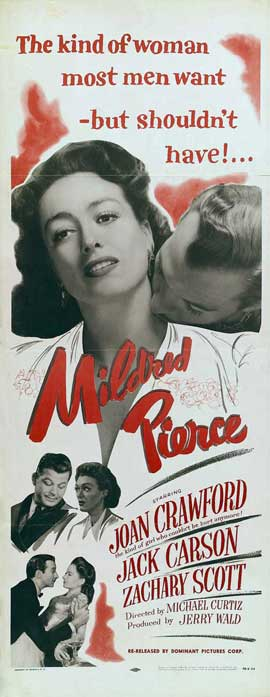 Mildred Pierce - 14 x 36 Movie Poster - Insert Style A