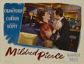 Mildred Pierce - 11 x 14 Movie Poster - Style D