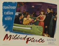Mildred Pierce - 11 x 14 Movie Poster - Style F