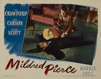 Mildred Pierce - 11 x 14 Movie Poster - Style G