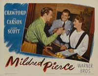 Mildred Pierce - 11 x 14 Movie Poster - Style H
