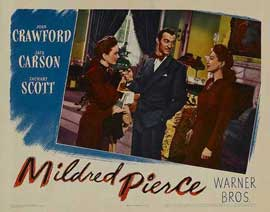 Mildred Pierce - 11 x 14 Movie Poster - Style I