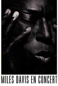 Miles Davis - Music Poster - 24 x 36 - Style D