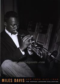 Miles Davis - Music Poster - 24 x 36 - Style C