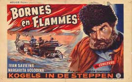 Miles of Fire - 27 x 40 Movie Poster - Belgian Style A
