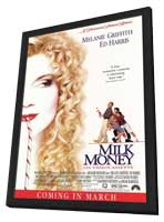 Milk Money - 11 x 17 Movie Poster - Style A - in Deluxe Wood Frame