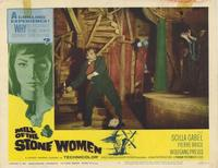 Mill of the Stone Women - 11 x 14 Movie Poster - Style C