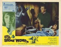 Mill of the Stone Women - 11 x 14 Movie Poster - Style G