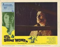 Mill of the Stone Women - 11 x 14 Movie Poster - Style H