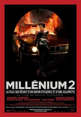 Millenium 2 - 11 x 17 Movie Poster - Canadian Style A