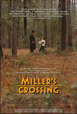 Miller's Crossing - 27 x 40 Movie Poster - Style A