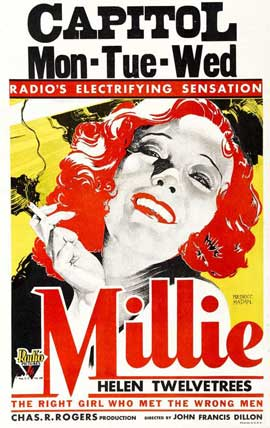 Millie - 11 x 17 Movie Poster - Style A