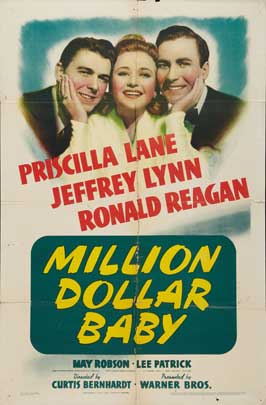 Million Dollar Baby - 11 x 17 Movie Poster - Style B