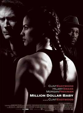 Million Dollar Baby - 11 x 17 Movie Poster - French Style A