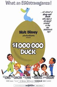 Million Dollar Duck - 11 x 17 Movie Poster - Style A