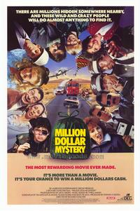 Million Dollar Mystery - 11 x 17 Movie Poster - Style B