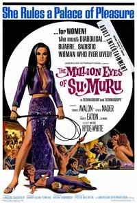Million Eyes of Su-Muru - 27 x 40 Movie Poster - Style A