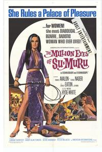 Million Eyes of Su-Muru - 43 x 62 Movie Poster - Bus Shelter Style A