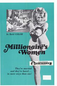 Millionaire's Women - 27 x 40 Movie Poster - Style A