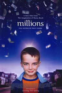 Millions - 43 x 62 Movie Poster - Bus Shelter Style A