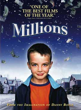 Millions - 11 x 17 Movie Poster - UK Style A