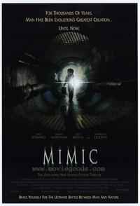 Mimic - 43 x 62 Movie Poster - Bus Shelter Style A