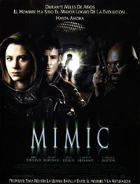 Mimic - 11 x 17 Movie Poster - Spanish Style A