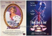 Mind, Body & Soul/Worlds Oldest Bridesmaid - 27 x 40 Movie Poster - Style A