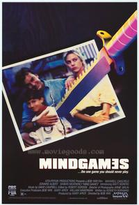 Mind Games - 27 x 40 Movie Poster - Style A