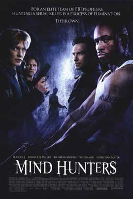 Mindhunters - 11 x 17 Movie Poster - Style A