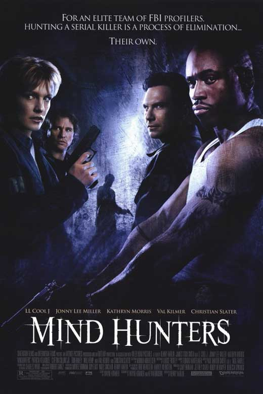 mindhunters movie posters from movie poster shop