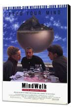 Mindwalk - 11 x 17 Movie Poster - Style A - Museum Wrapped Canvas