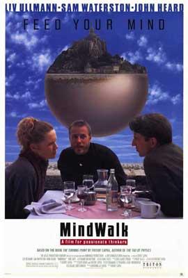 Mindwalk - 27 x 40 Movie Poster - Style A