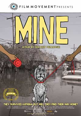 Mine - 11 x 17 Movie Poster - Style A