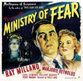 Ministry of Fear - 30 x 30 Movie Poster - Style A